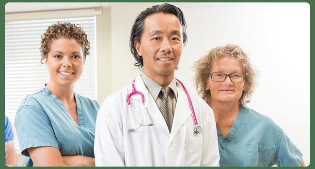 Medical Team Testimonials