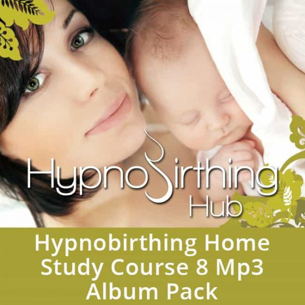 Hypnobirthing Home Study Course 8 Mp3 Album Pack – Download